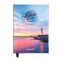 Hard Cover Printed Diary