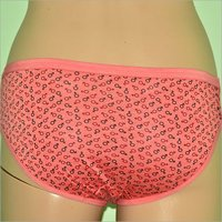 peach color Ladies Panty