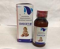 Levocetrizine with Montelukast Sodium