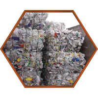 HDPE Milk Bottle Scrap