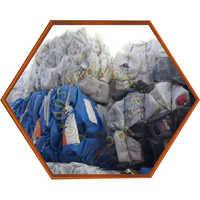 HDPE Drum Scrap