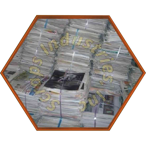ONP Waste Paper Scrap