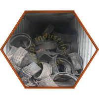 Truck Tyre Cutting Scrap