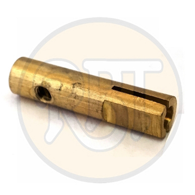Brass Gas Cock Spindle