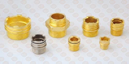 Brass UPVC Male Insert