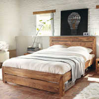 Non Storage Bed