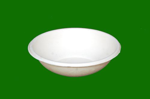 Sugarcane Bagasse Round Bowl 4.5inch