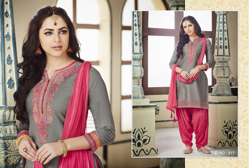 Latest Punjabi Suits Collection