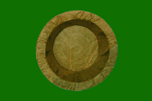 Bahunia Leaf Round Bowl 4inch