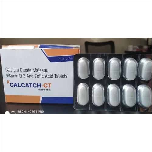 calcium tablet