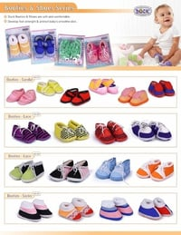 Baby Booties & Shoes