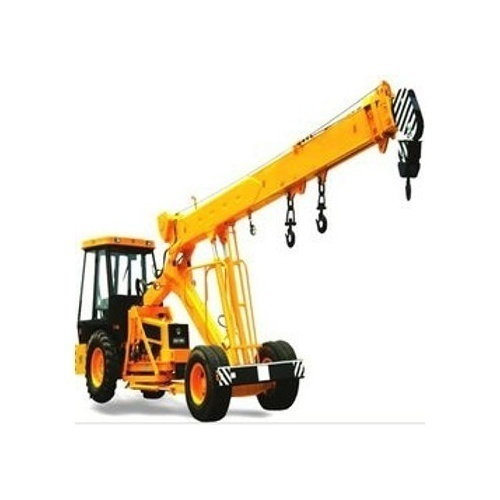 Hydra Crane On Rent