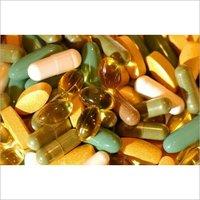 vitamin capsules
