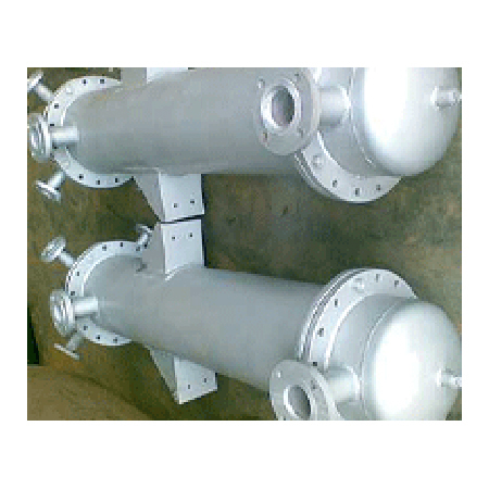 Cooled Heat Exchanger