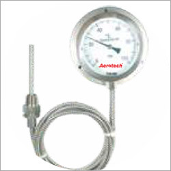 Gas Actuated Temperature Gauge