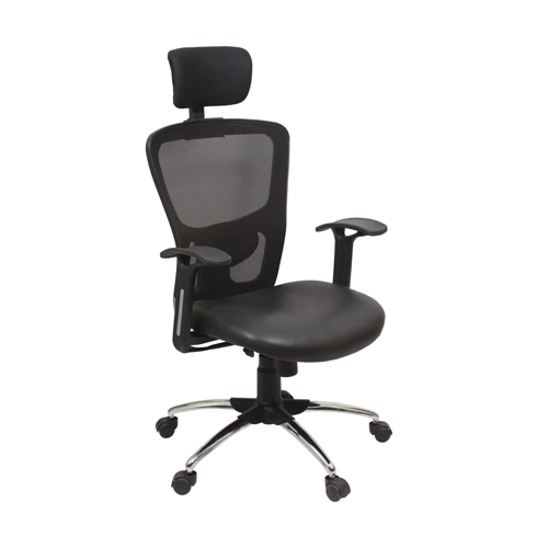 Executive Chair with Headrest