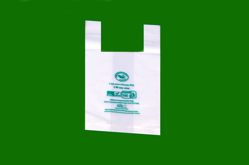 12 x 6 Biodegradable W Cut Bags