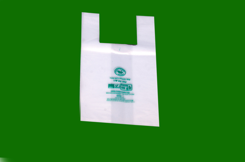 14 x 7 Biodegradable W Cut Bags