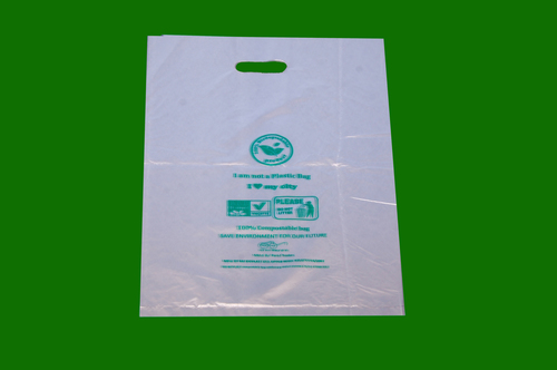 18 x 12 Biodegradable D Cut Bags