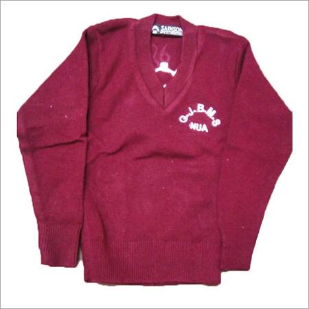 Full Sleeves School  Sweater