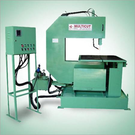 Steel Grating Cutting Machine
