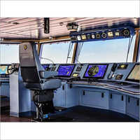 Ship Bridge Room Equipment