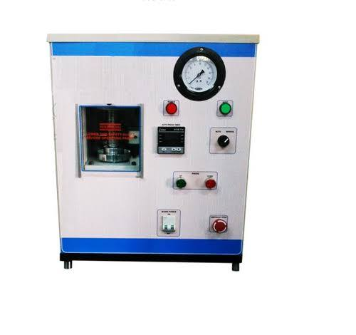 Automatic Hydraulic Press For FTIR