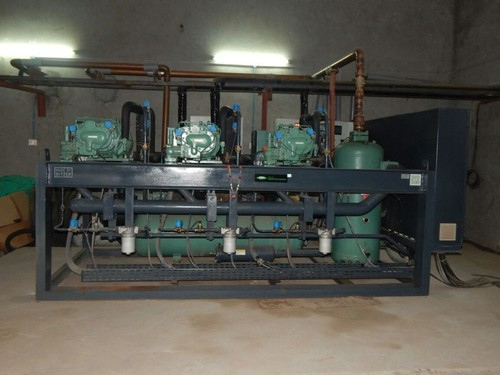 Rack Type Refrigeration System