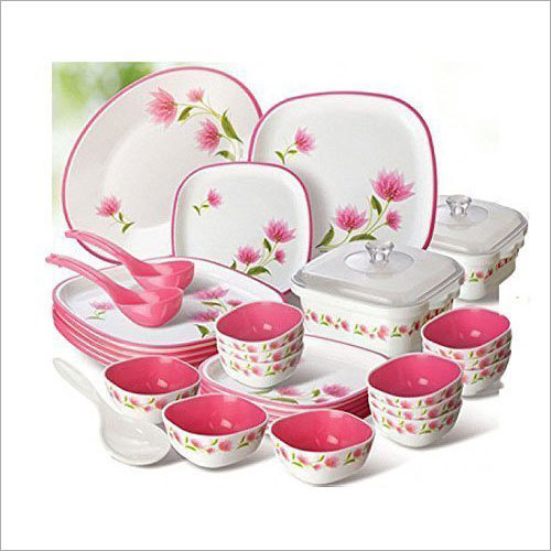 Melamine Square Dinner Sets