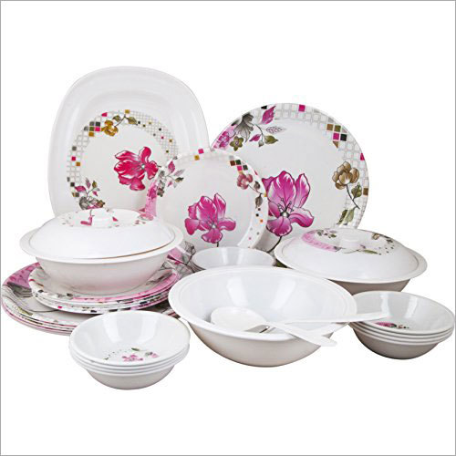 Melamine Non Slip Dinner Sets