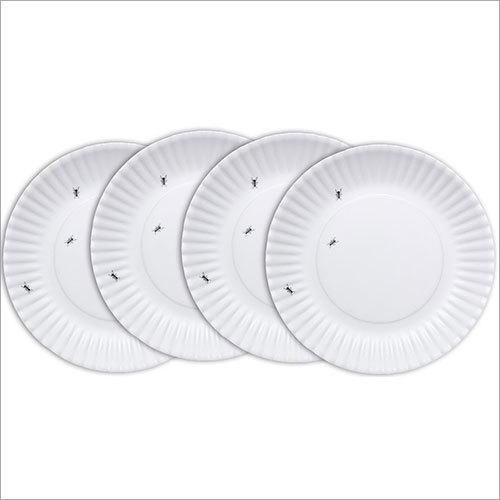 White Melamine Plate