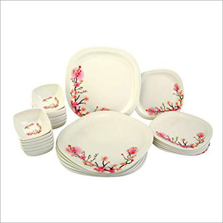UPC Melamine Dinner Set