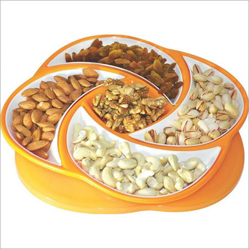 Melamine Dry Fruit Tray