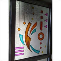 Colour Decorative Glass
