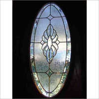 Lacquer Etching Glass