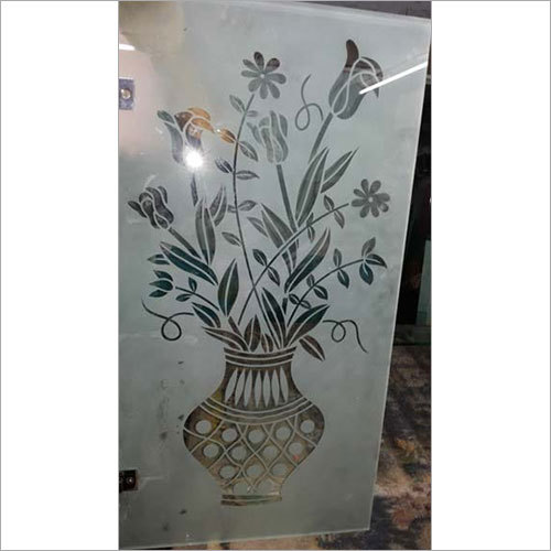 Laser Etching Glass