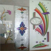 Attractive  Decorative Glass