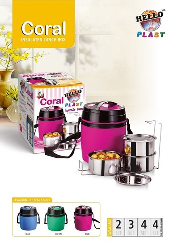 Lunch Box (Corporate Gift Item)