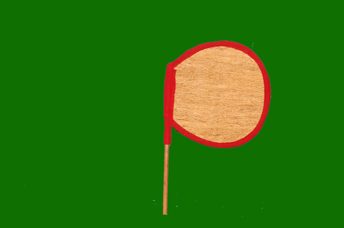 Vetiver Hand Fan