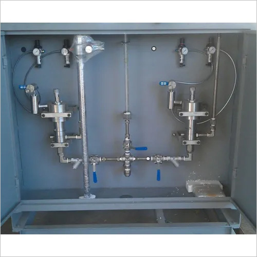 Pneumatic dosing Pump