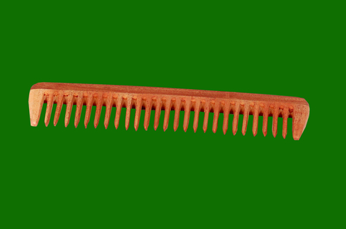 27 Teeth 7.5 x 2  Wooden Comb