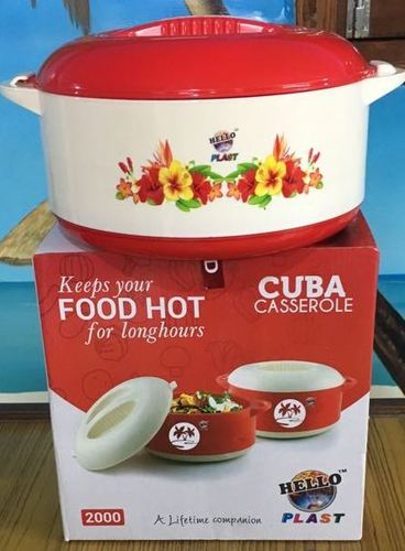 Cuba Insulated Hot Pot(Corporate Gift Item)