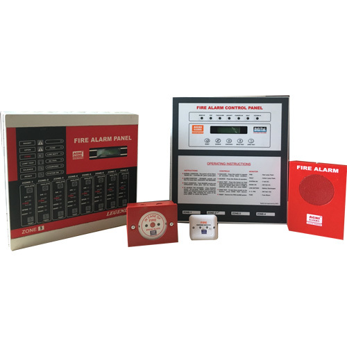 Fire Alarm System Control Panel