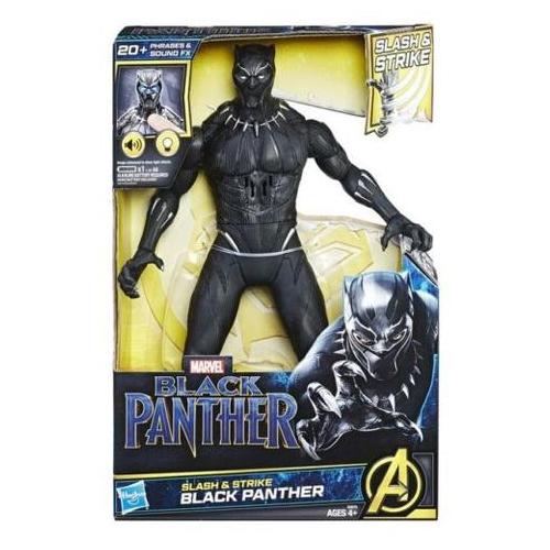 Marvel Black Panther Slash & Strike  Figure