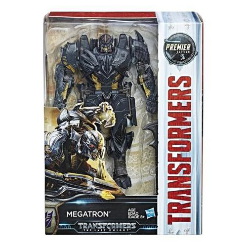Hasbro Transformers Last Knight Premier Edition Leader Class Megatron