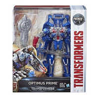 Hasbro Transformers Last Knight Premier #Leader Class Optimus Prime