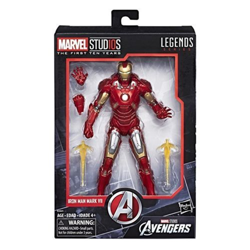 Hasbro Marvel Legend  Avengers Iron Man
