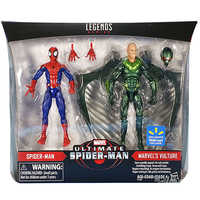 Marvel Legends Ultimate Spider-man & Vulture