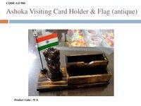 Ashok Pillar Wooden Desktop Gifts