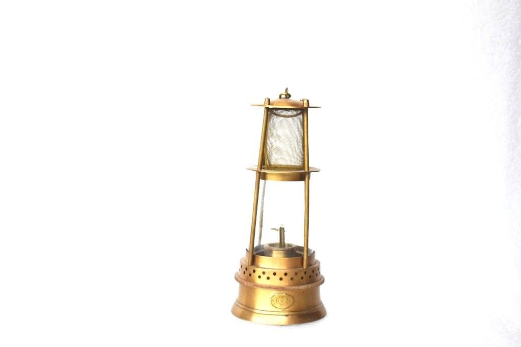 Brass & Shiny Ship Lamp Working With Oil Anchor Lamp Marine Boat Lamp Vintage D